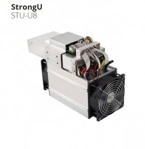 Bitcoin Miner StrongU U8 pro Stu-u8 46Th/s 2100W Blockchain Crypto Mining Machine