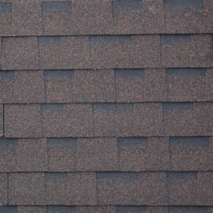Brown wood Laminated Asphalt Roof Shingle