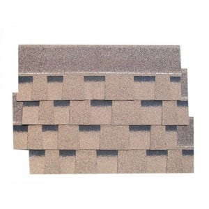 Desert Tan Laminated Asphalt Roof Shingle