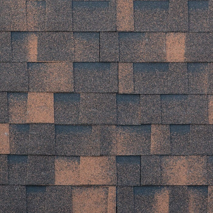 Multi-color Brown wood Laminated Asphalt Roof Shingle Featured Image