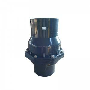 UPVC non return check valve