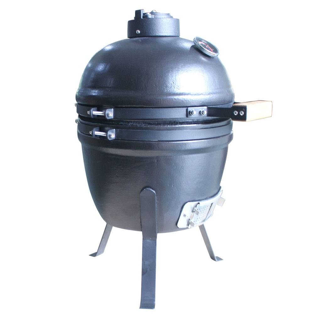 Auplex Commercial 13 inch Ceramic BBQ Kamado Featured Image