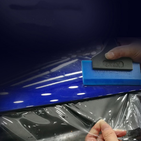 Auto Paint Protection Film Anti Fouling Outdoor 7 – 10 Years Durability