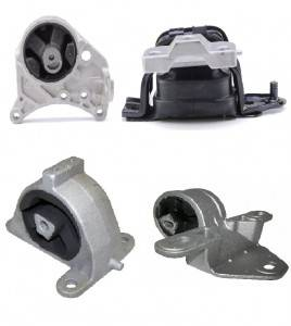4861269AB,4861271AD,4861270AB,4861273AA Hot Sell Shock Absorber Auto Chassis Parts set of Engine Motor Mount for Japanese car
