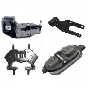 Car Spare Parts Engine Mounting Customize Oem Time Packing Rubber GM OEM-Transmission Trans Mount 22146688