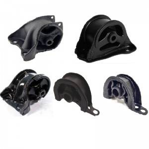 50842-SR3-030 50810-SR3-981 50841-SR3-983 50821-SR3-020 50805-SR3-981 set of engine mount engine mounting