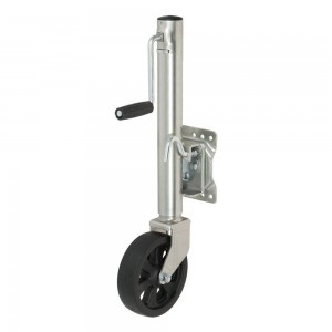 Marine Trailer Jack With Dual 6″ Wheels (2,000 Lbs., 10″ Travel) #JY-TJ-08