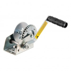 Hand Winch (600 Lbs, Gear 3.2 Ratio:. 1) # JY-HW-01