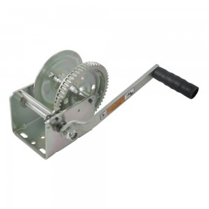 Hand Winch (1600 Lbs, Gear Ratio 5: 1.) # JY-HW-06