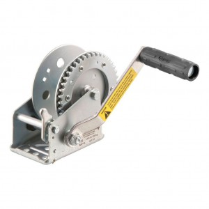 Hand Winch (1000 Lbs., Gear Ratio 4:1) #JY-HW-03