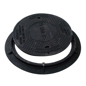 SY650B125b H2040000IBSMC manhole cover with frame