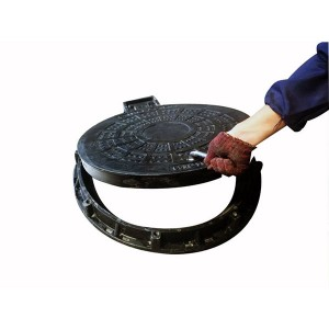 SY600D400FH impernjati tond manhole covers