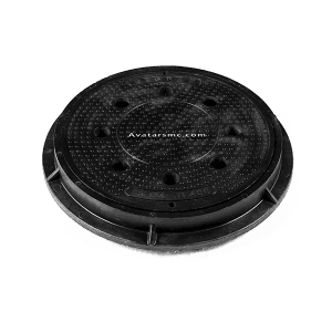 SY650400Q D210650SMC water proof Manhole covers