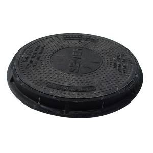 SY700C250 250KNSMC Environmental Protection Manhole Cover