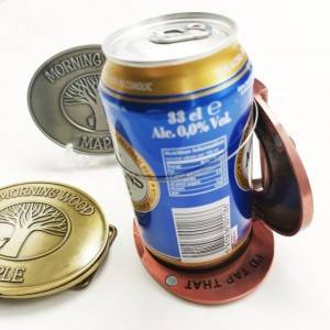 Belt Buckle Beer Holder – Bottle Holder