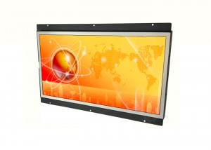 15.6 inch full hd open frame monitor for kiosks