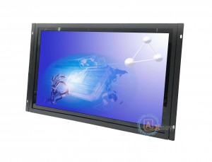 18.5 inch IPS open frame touch monitor with capacitive touch screen