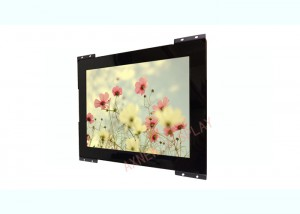 500nits Capacitive Touch Monitor 12.1 inch 1024×768 With Open Frame Case