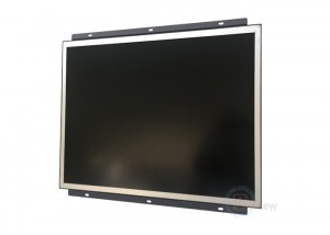 17 inch 1000nits industrial open frame high brightness screen for outdoor
