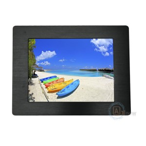 D2550 Fanless 1024×768 Industrial Touch Screen PC