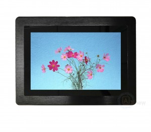 Waterproof IP55 Industrial Touch Panel PC 10 Inch 1280X800 With J1900 NM10 Chipset
