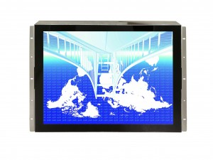 600 Nits AR Sunlight Readable Lcd Panel 19 Inch 4mm Tempered Capacitive Touch