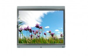 15 inch Open Frame LCD Monitor 1024×768 XGA  with Slim Metal Case