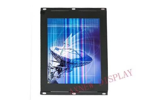 "8.0"" open frame monitor 800×600 with touch options"
