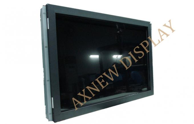Wide Screen 32'' Infrared Touch Screen Ips Lcd Monitor With Video Input