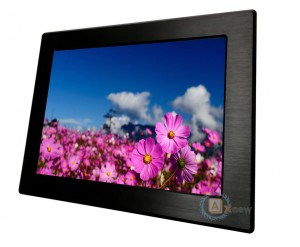 "10.4"" 400nits Industrial Touch Panel PC Passive Cooled  with Capacitive Touch"