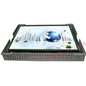 "-30 ~85 Degrees Resistive Touch Monitor  , 8.4 "" 800×600 HD LCD Monitor"