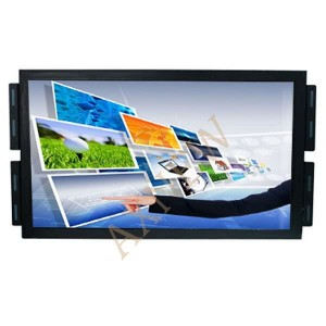 22 inch Multi Touch LCD screen Wide 16/10 IR  with 1680×1050 IP65 Front Display