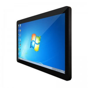 23.8 inch Multi Touch Panel PC Intel Dual Core 500G Hard Disk For Machines
