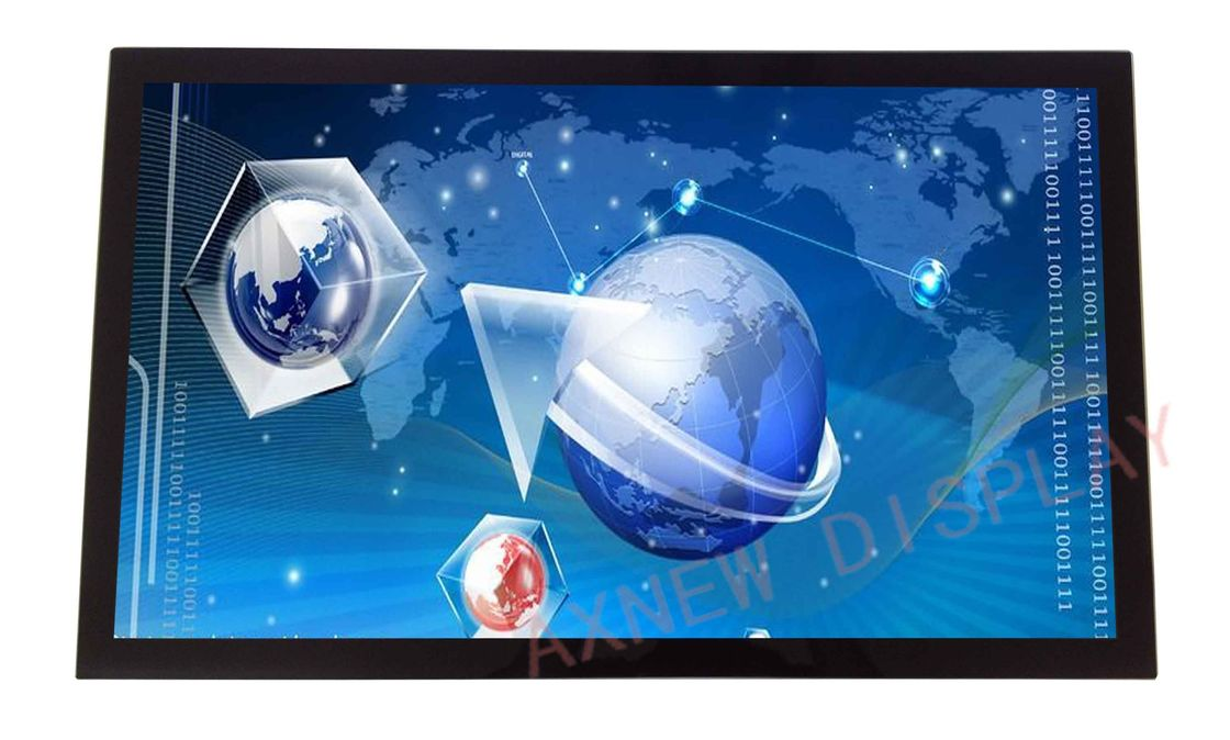 21.5 Inch Pro – Capacitive 10 Piont Multi Touch Screen Monitor Custom Made