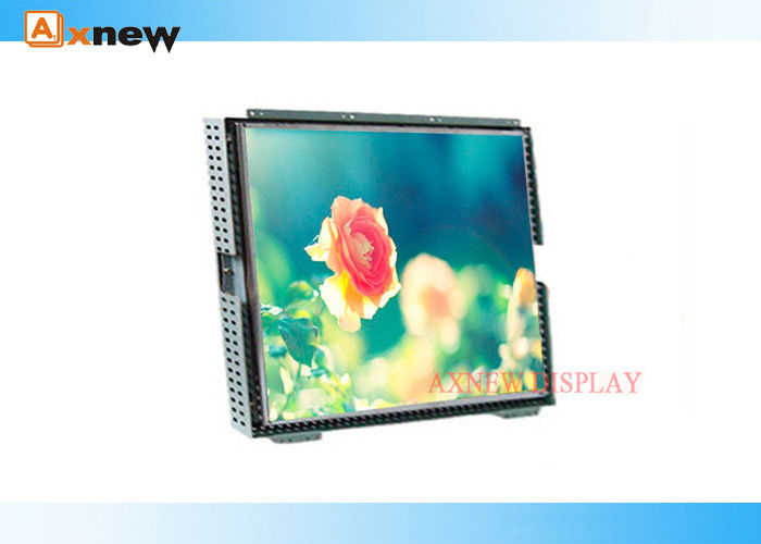 Full Color High Definition Lcd Monitor / Industrial  LCD Screen Monitor 15 Inch