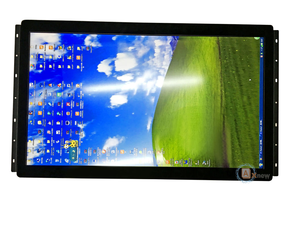 Full HD 24 inch 10 Point Multi Touch Screen Capacitive USB monitor 178 viewing
