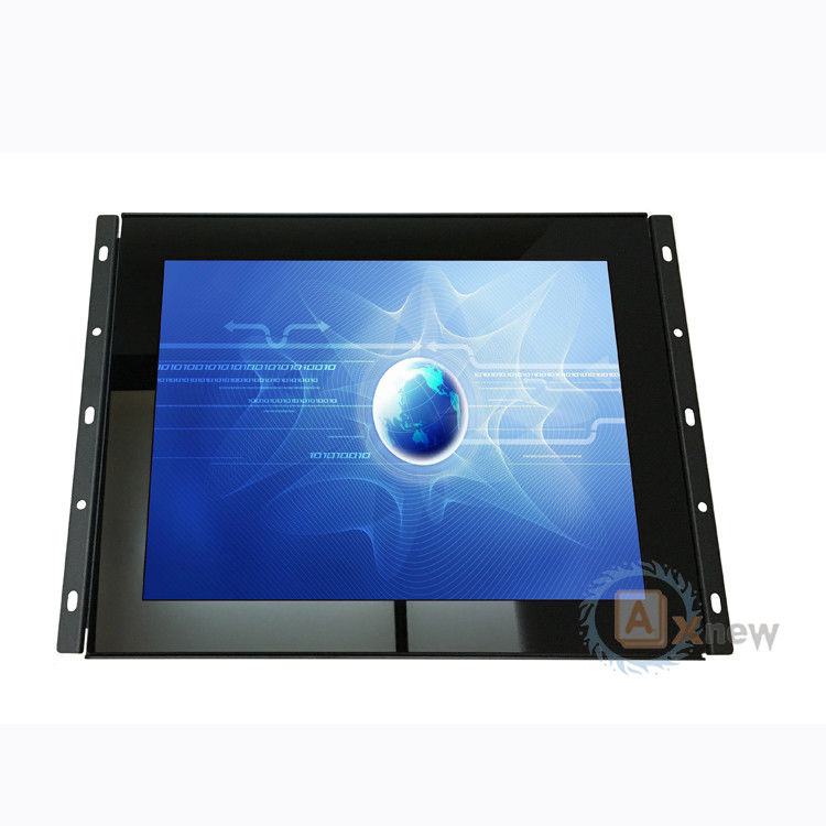 Open Frame 4/3 Capacitive Touch Monitor slim design of 10.4 inch with RGB DVI