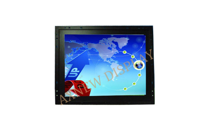 High Definition Wall Mounting 120/110 LCD Monitor , 4:3 Resistive Touch Screen Featured Image