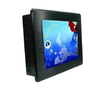 12.1 inch Panel Mount Waterproof Lcd Screen 800×600 high brightness