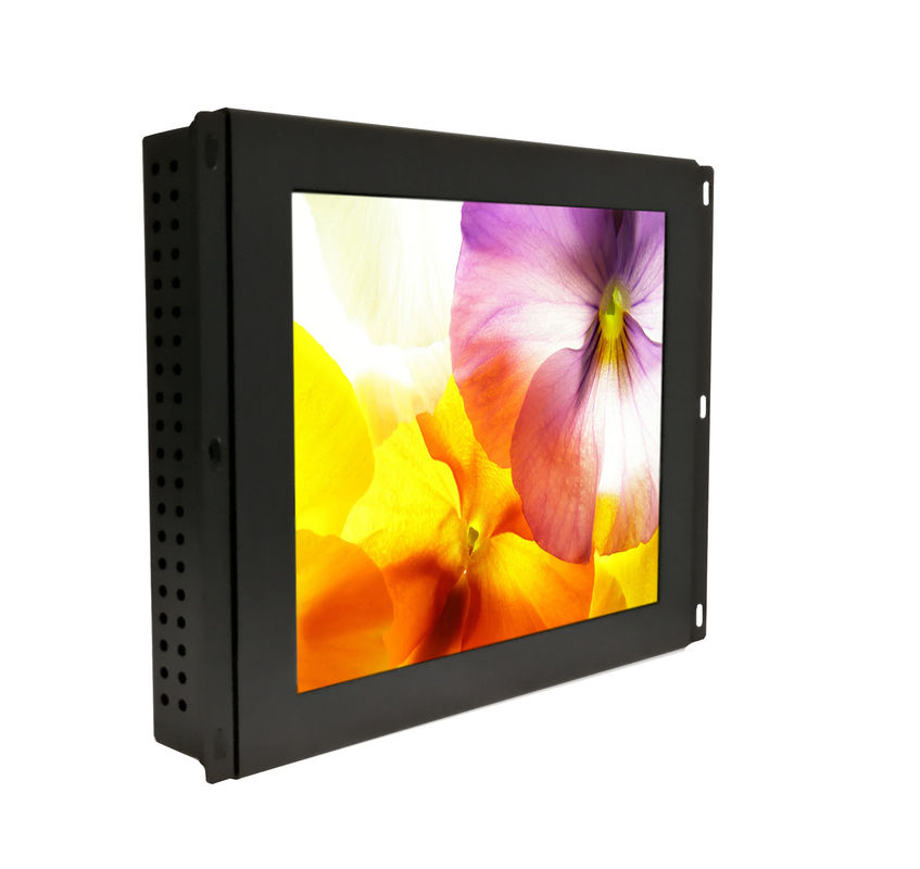 High Limunance 8 Inch 800×600 Open Frame Touch Monitor Embedded for Devices