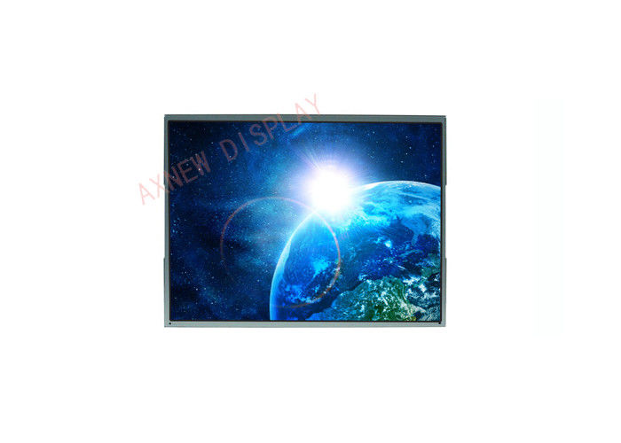400nit Brightness Industrial Open Frame Lcd Display 15 Inch 1024×768 Resolution