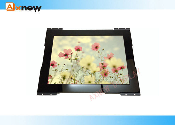 12.1 inch Custom monitor Display Projection Capacitive touch screen with RGB HDMI DVI