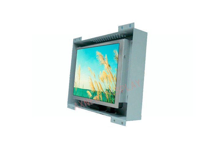 "VGA DVI 6.5""  Sunlight Readable Outdoor Display Color TFT with Open Frame Metal case"