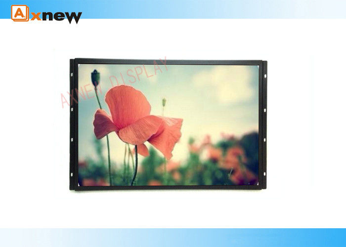 Full HD 21.5 Inch Touch Screen Monitor , Pro-capacitive Open Frame LCD Display