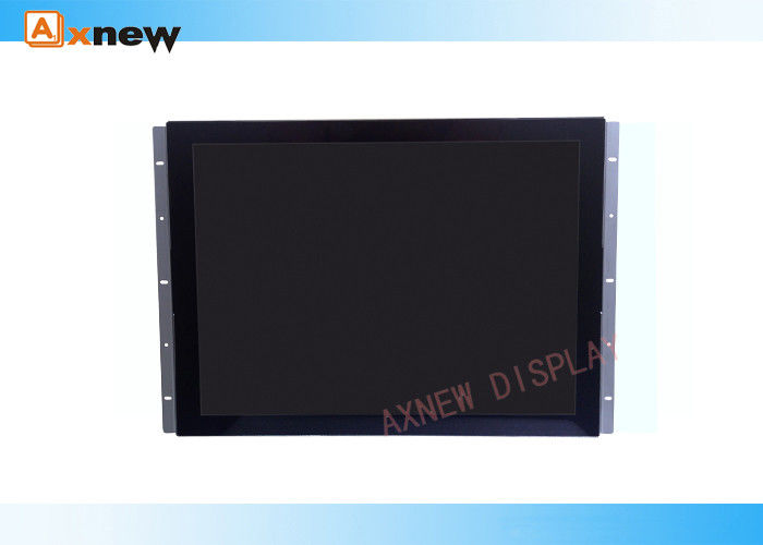 1280X1024 19 inch High Brightness Monitor Capacitive Touch USB Solution