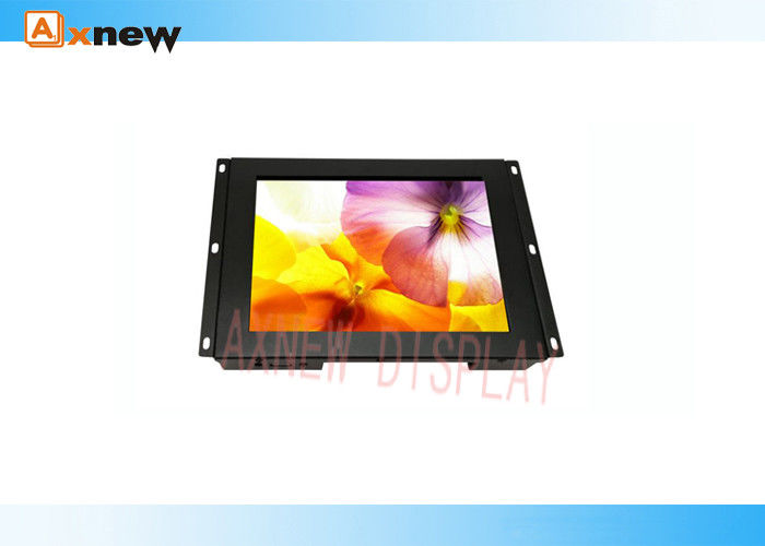 4/3 High Limunance 8 Inch Open Frame Capacitive LCD Monitor For ATM kiosks Screens