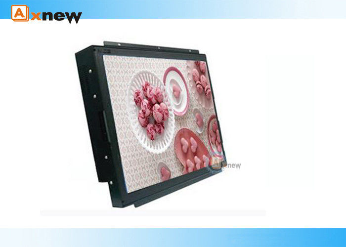 "USB 17"" IR IP65 Touch Screen Monitor with Open Frame For Kiosk Vending Machine"