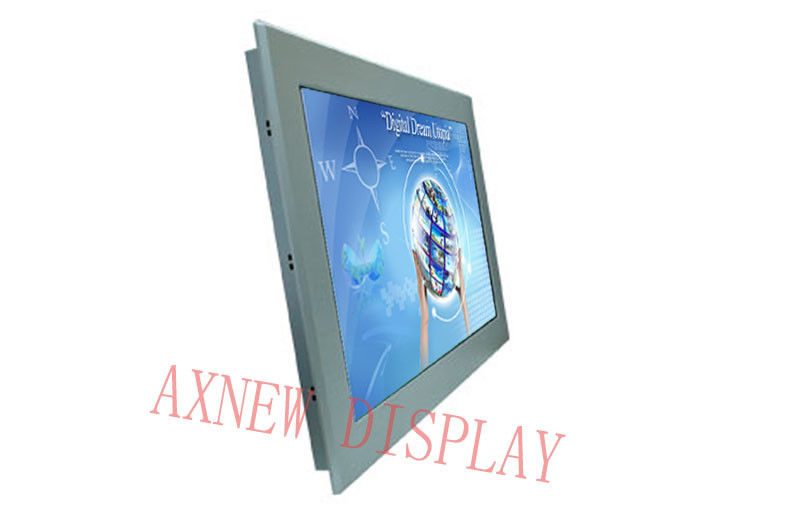 24 inch Industrial Touch Panel PC IP65 Dual Core 3.0 WIN7 / WIN8 / WIN10
