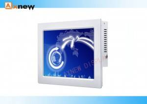 1280X1024 Industrial Touch Panel PC , 19 Inch Touch Screen LCD Monitor