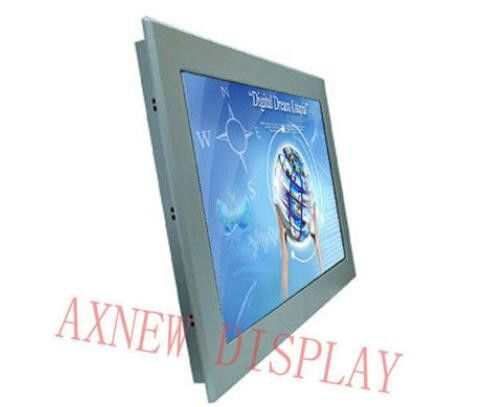 "10.1"" N2600 12V Fanless Mini industrial Panel PC with RS485 / 422 / 232"
